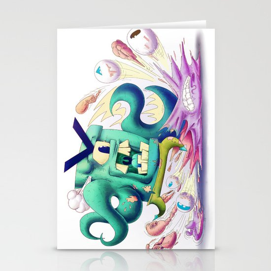 Pure New Tactics Stationery Cards