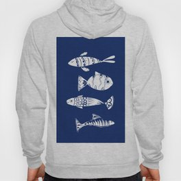 Sea fishes Hoody