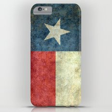 State flag of Texas, Lone Star Flag of the Lone Star State Slim Case iPhone 6 Plus