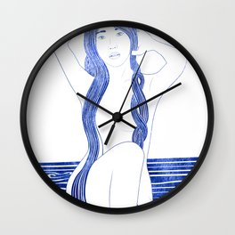 Dione Wall Clock