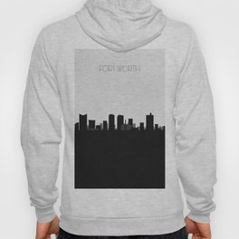 City Skylines: Fort Worth Hoody