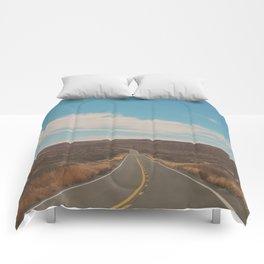 explore. adventure. Open Road Comforters