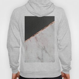 Marble fashion texture Hoody
