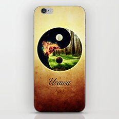 Usawa iPhone & iPod Skin