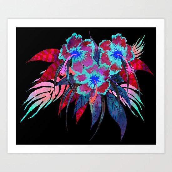 Leilani Art Print