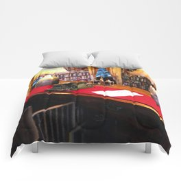 Pearl S Buck Library Comforters