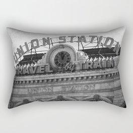 Union Station Rectangular Pillow