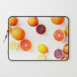 Winter Citrus 1 Laptop Sleeve