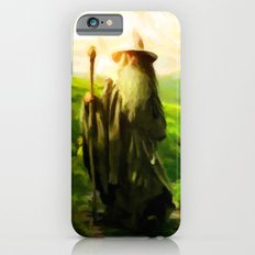 Gandalf's Return - Painting Style iPhone 6 Slim Case