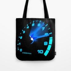 REV COUNTER Tote Bag
