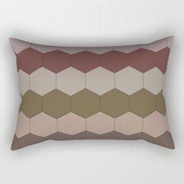 Hexagon 1.0 Rectangular Pillow
