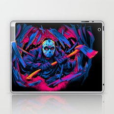 FRIDAY THE 13TH: FORCEFUL ENTRY Laptop & iPad Skin