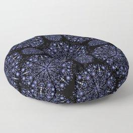 mandala pattern Floor Pillow