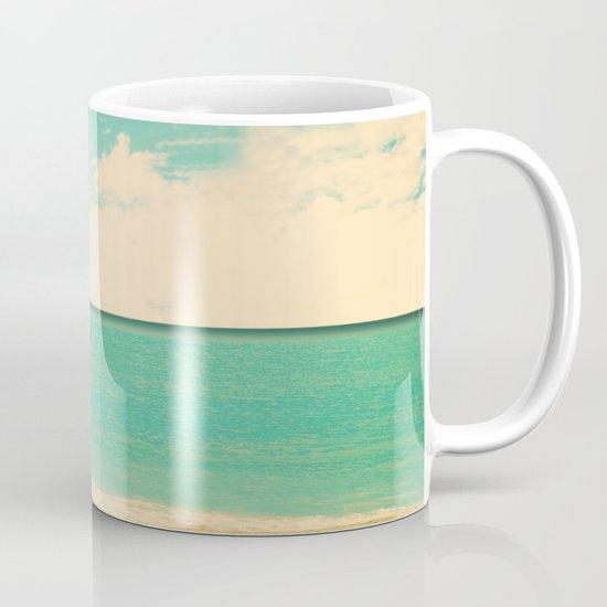Retro Beach Mug