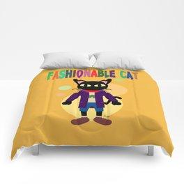 Fashionable Cat Comforters