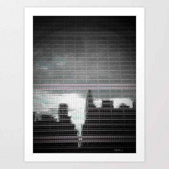 New York in 20 pics - Pic 17. Art Print