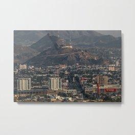 Hermosillo, Sonora, Mexico, City Metal Print