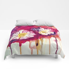Tres Floras Comforters