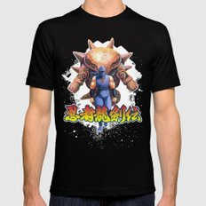 Ninja Gaiden Black MEDIUM Mens Fitted Tee