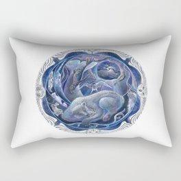 Bear Dreams Rectangular Pillow
