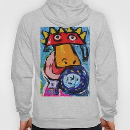 The king duck Hoody