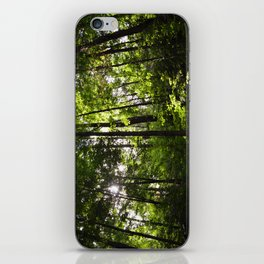 Forest // Breathe In iPhone Skin