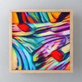Trek #8 Framed Mini Art Print
