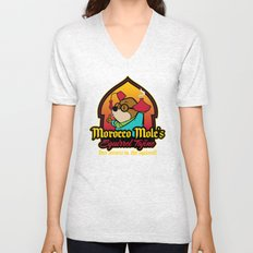 Squirrel Tajine Unisex V-Neck
