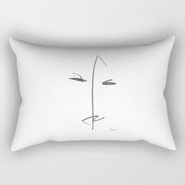 Demeter Moji d20 3-1 w Rectangular Pillow