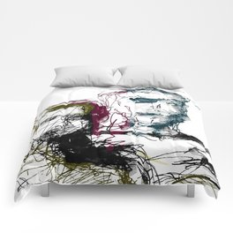 Ego in ego out Comforters