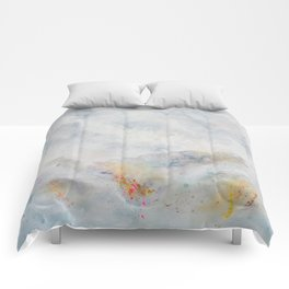 Frosted Mountains Comforters