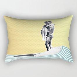 Surf Date Rectangular Pillow