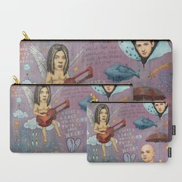 The Pumpkins - Spaceboy's Mellon Collie Dream Carry-All Pouch