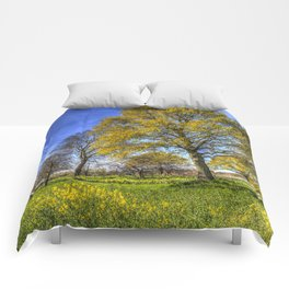 The Summer  English Field Comforters