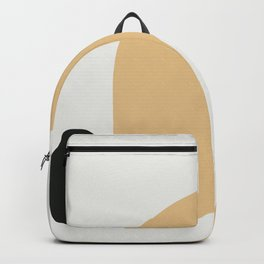 Abstract Shape Series - Home Backpack