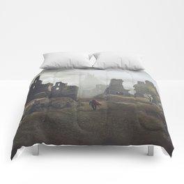 Valley of ruins Comforters