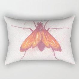 Tarantula Hawks Rectangular Pillow