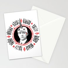 Head Hat Stationery Cards
