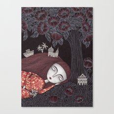 Tree of Forever Dreams Canvas Print