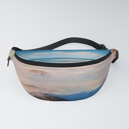 Surf at the Giants Causeway Fanny Pack