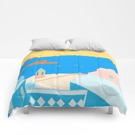 In Greece Comforters