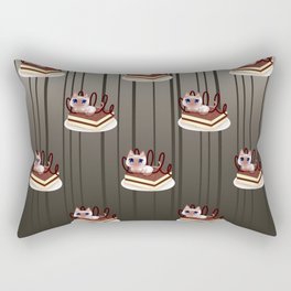 Oyatsu no Jikan 3 (snack time 3) Rectangular Pillow