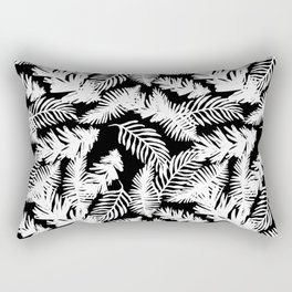 Aloha - Palm Leave Pattern - Mix & Match Rectangular Pillow