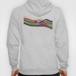 Line Faces Four Hoody
