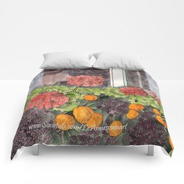 The Window Box Comforters