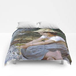 Setting Free Comforters