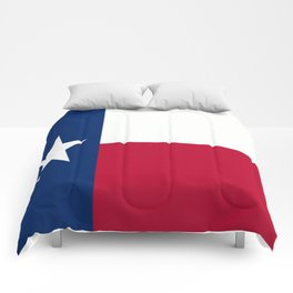 Lone Star ⭐ Texas State Flag Comforters