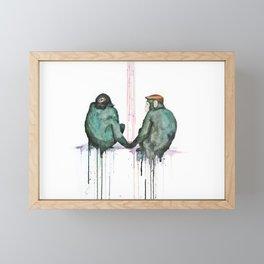 Evolved Framed Mini Art Print