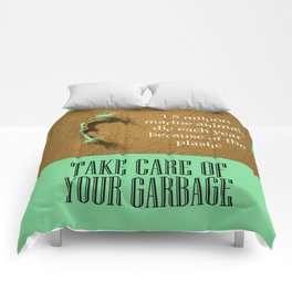 Save the planet Comforters