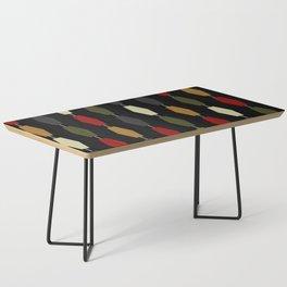 Colima - Black Coffee Table